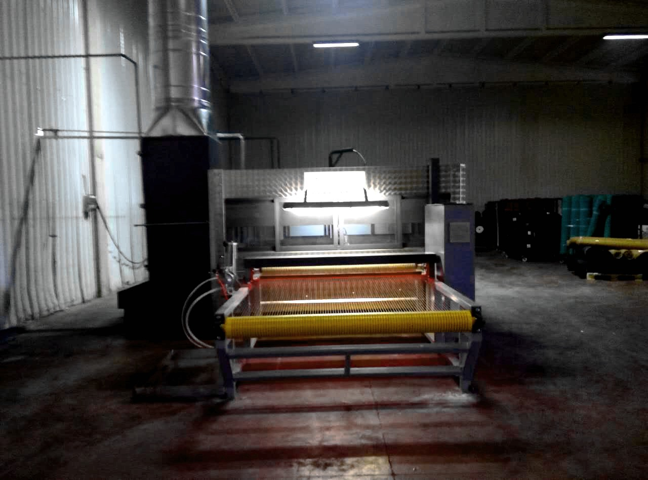 Leather Spraying Machine In Turkey