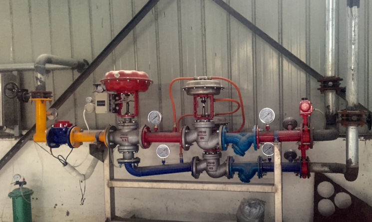 Gj10b1wk5-Auto water supply system for tannery drum