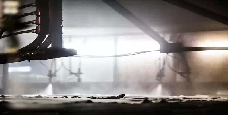 皮革喷浆机